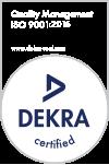 DEKRA Certified